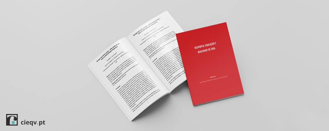 """CIEQV launches eBook """"Desporto, Educação e Qualidade de Vida"""""""