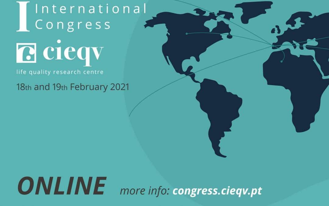 Contagem decrescente para o I Congresso Internacional do CIEQV